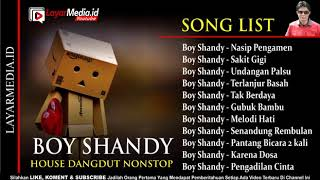Full Album Dangdut BOY SHANDY Suara Merdu Boy Shandy