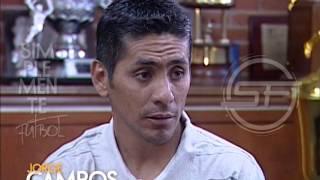 Jorge Campos (revista Simplemente Fútbol Diciembre 2014)
