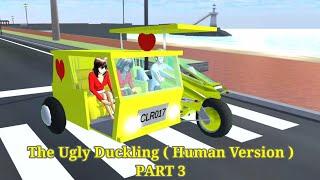 The Ugly Duckling Story ( Human Version ) PART 3 | SAKURA SCHOOL SIMULATOR | SHORTFILM