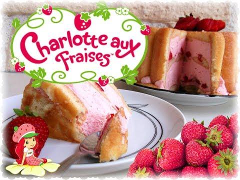 🍓-charlotte-aux-fraises-(facile-et-rapide-!)-🍰