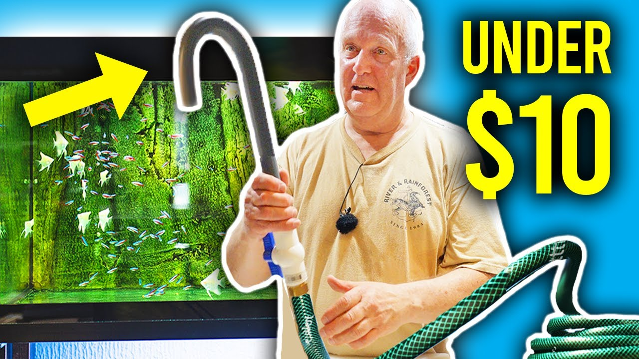 Make Water Changes EASY with THIS.