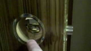 How to change a lock