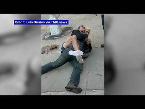 Man uses martial arts to thwart attempted kidnapping in NYC park