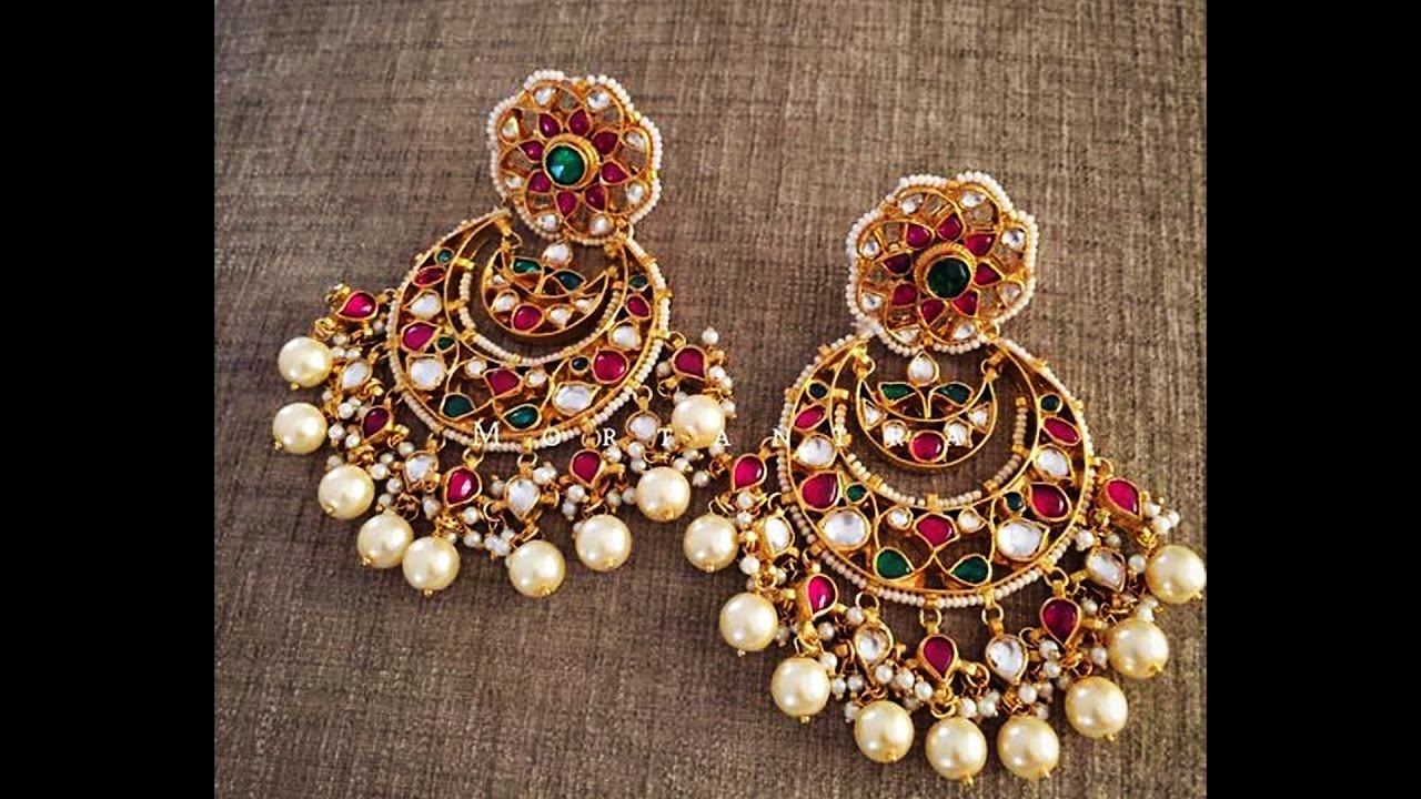 earrings youtube designs amrapali watch latest