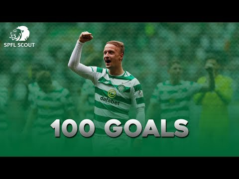 Leigh Griffiths - All 100 Goals for Celtic | 2014 - 2018