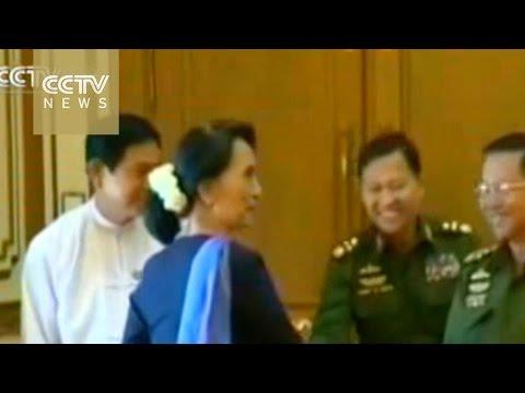 Myanmar embraces economic, political reforms