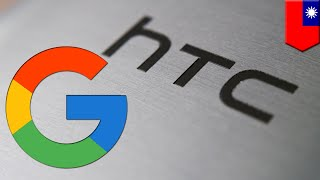 Google takeover  Google buys part of HTC mobile R&D division for a billion dollars   TomoNews