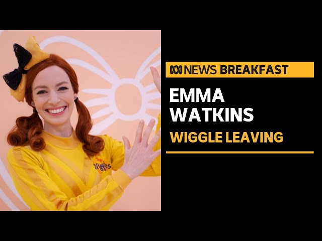 Yellow Wiggle Emma Watkins quits, to be replaced by 16yo Tsehay Hawkins | ABC News