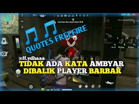 Quotes Freefire Barbar Youtube