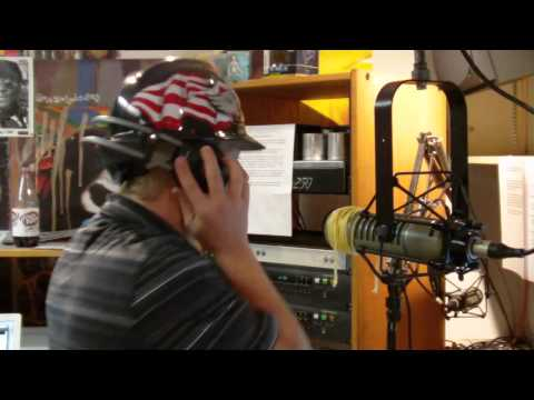 Q103 Behind the Scenes - Jun 21 2012 - Flushed Away our Toilet