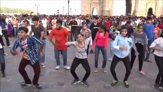 Flashmob at Gateway Of India Mumbai