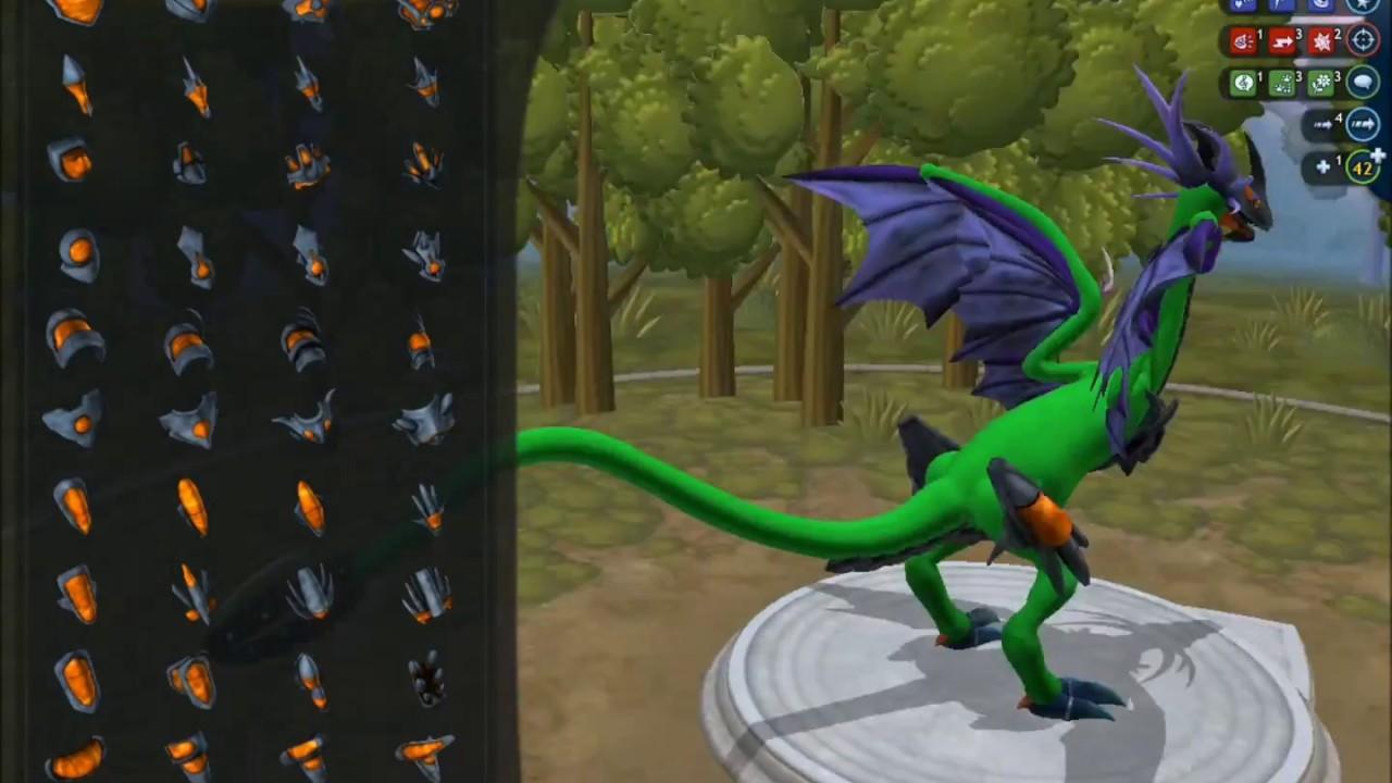 Картинки с драконами из споре
