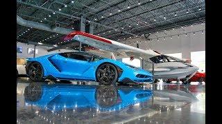 Lamborghini Centenario, LaFerrari, Pagani Huayra - Supercar Paradise at Prestige Imports Miami
