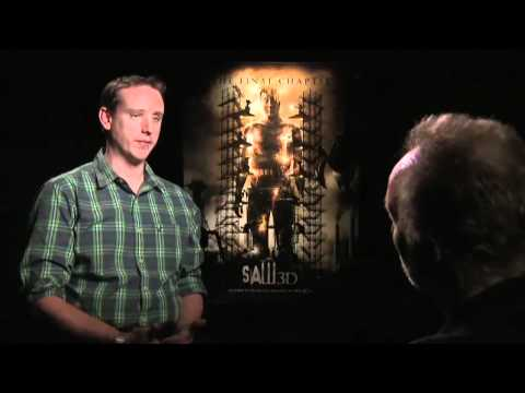 Saw 3D - Tobin Bell interview