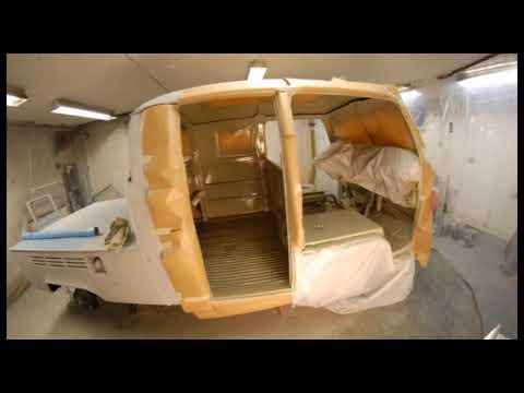 VW Bay Window Double Cabin -72 Restoration