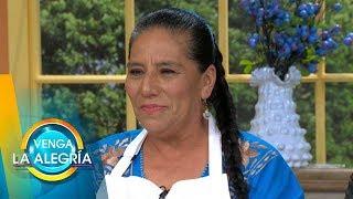 Doña Clarita nos cuenta cómo se siente tras ser eliminada de MasterChef. | Venga La Alegría