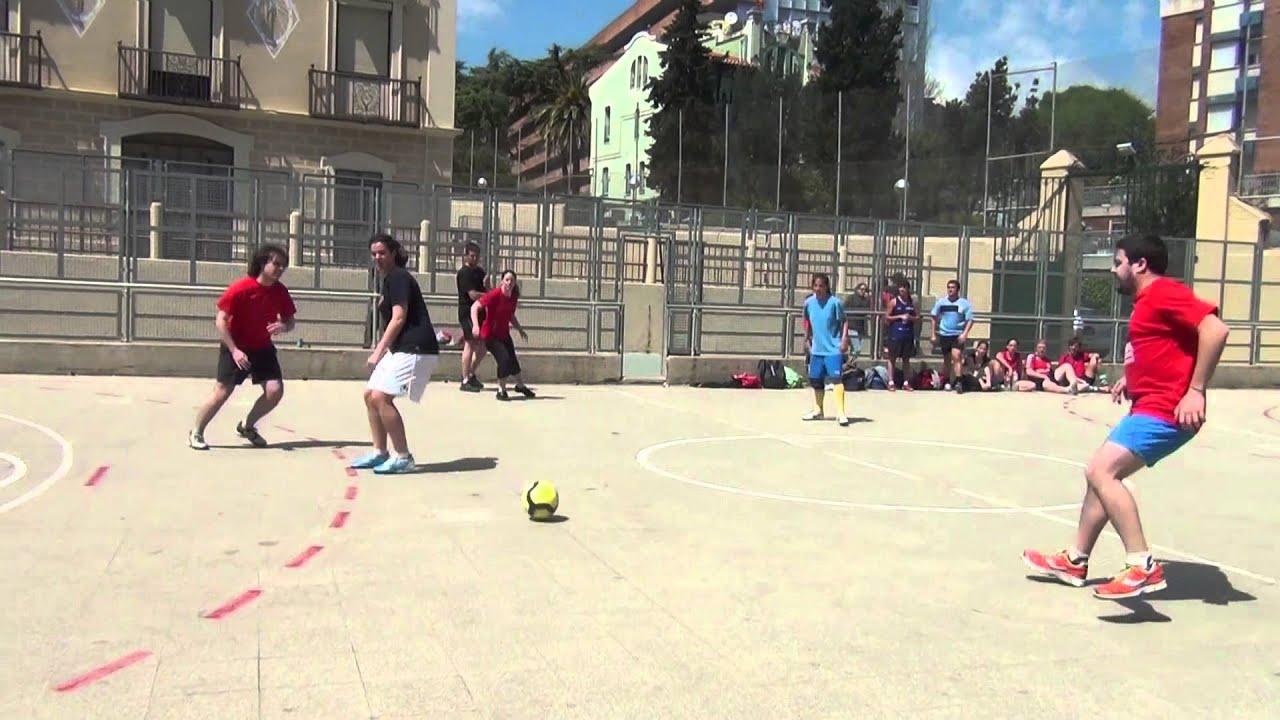 Iii torneig ben fic futbol la salle bonanova youtube for Piscina la salle bonanova