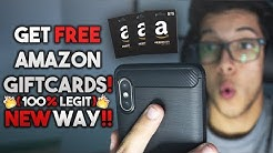 How To Get Free Amazon Gift Cards - Amazon Codes (2019 UPDATE)