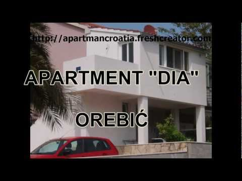 "Croatia - Orebic - Apartment ""DIA"""