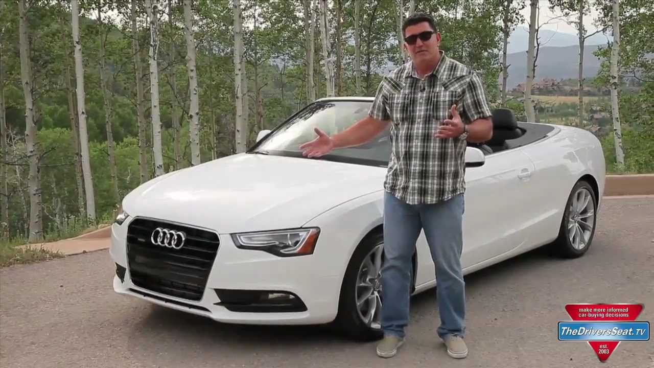 2013 Audi A5 Review Youtube