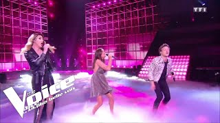 Jenifer - Ma Révolution   Léona Winter et Sidoine   The Voice 2019   Semi-final Audition