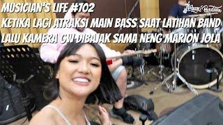 Download lagu MUSICIAN'S LIFE #702 | KAMERA GW DIBAJAK MARION JOLA PAS LAGI ATRAKSI BASS