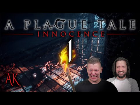 GAME OF PUPS   A Plague Tale: Innocence - 1  