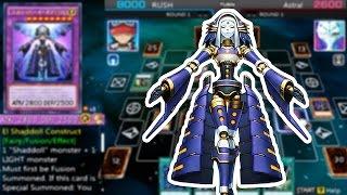 Yu-Gi-Oh! ARC-V Tag Force Special - El Shaddoll!