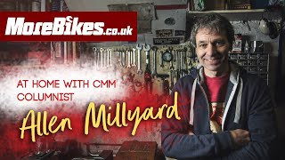 At Home with Allen Millyard | Genius Motorcycle Engineer