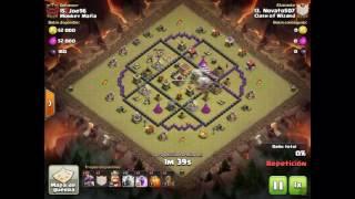 Gambar cover 3 Star Attack War 232 Novato507 (Clash of Wizard) vs. Joe96 (Monkey Mafia)