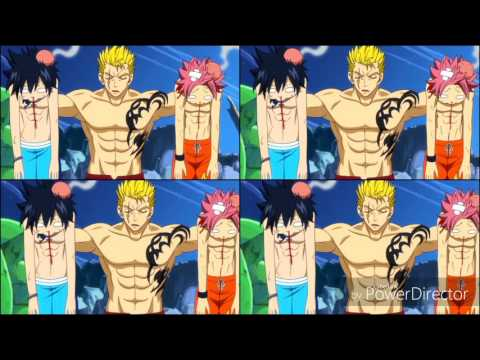 Fairy Tail : sexy boy 😘😘😘