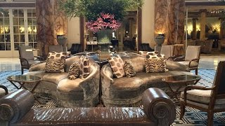 Our Stay at the Fairmont San Francisco Hotel