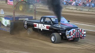 OSTPA Truck & Tractor Pulling 2019: Croton, OH