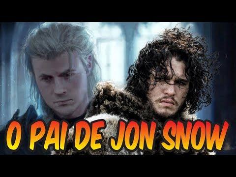 O VERDADEIRO PAI DE JON SNOW, RHAEGAR TARGARYEN