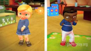 My Baby Nintendo Wii official video game HD trailer