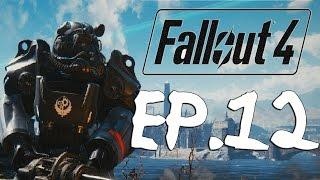 Fallout 4 - Путешествуем в Силовой Броне Жесть 12