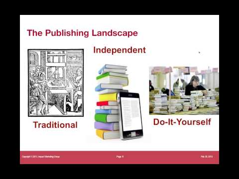 Publish Your Book in 2013 The New Rules of Publishing Make it Easy
