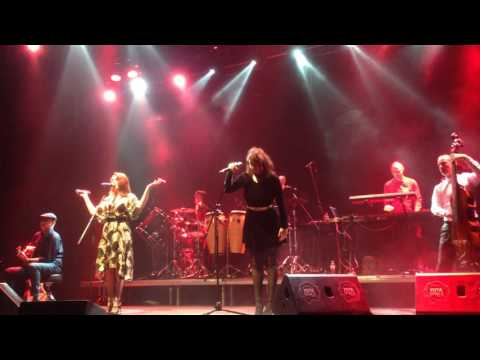 Nouvelle Vague Ever Fallen in Love, live in Moscow, Yotaspace, 25.04