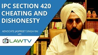 Indian Kanoon - IPC Section 420 cheating and dishonesty - आईपीसी धारा 420 - LawRato