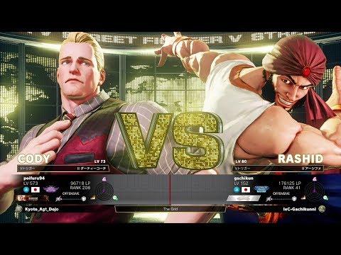 Poifuru (Cody) vs Gachikun (Rashid):ポイフル(コーディ)vs ガチくん(ラシード)