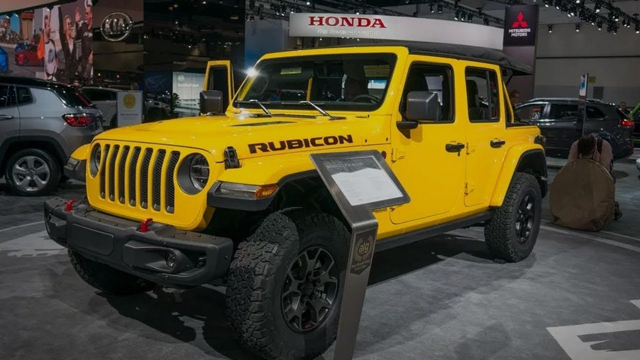 Top News 2018 Jeep Wrangler Diesel Great Off Road Youtube