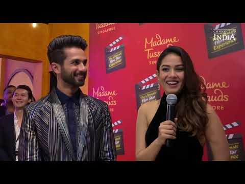 Shahid Kapoor Statue at Madame Tussauds Singapore | Bollywood Actor Unveils his Wax Statue Mp3