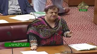 Slip of tongue by PM Imran Khan on Germany/Japan, opposition quoting only one part: Shireen Mazari