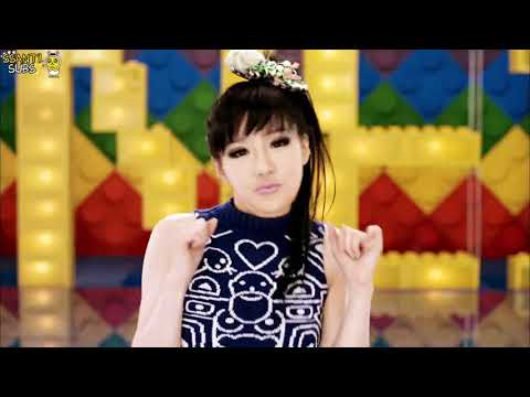 2NE1 - Don't Stop The Music [polskie napisy, polish subs / PL]