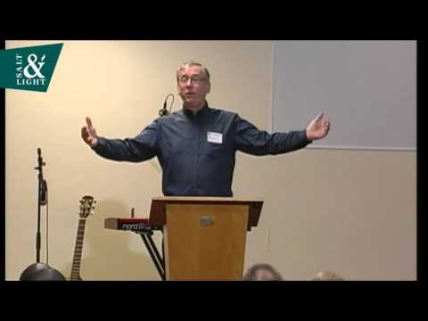 Steve Thomas - Proclaiming the Unknown God