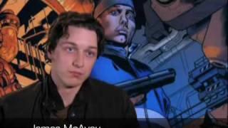 Timur Bekmambetov , Director Wanted Movie