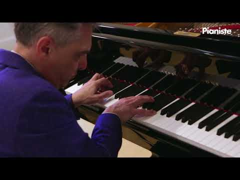 Michel Dalberto interprète l'impromptu n°3 Op90 de Schubert - Pianiste n°109