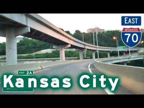 I-70 East thru Kansas City