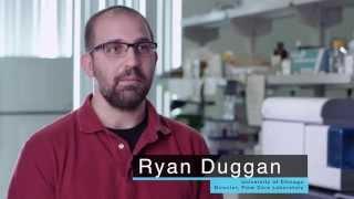 Ryan Duggan Testimonial - NovoCyte Flow Cytometer
