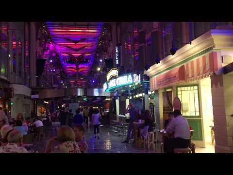 Royal Caribbean - Freedom of the Seas - Royal Promenade Walk to Promenade Stateroom 6563